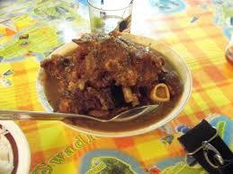 cuisine colombo colombo de cabri picture of chez emy guadeloupe tripadvisor