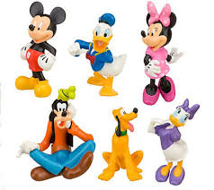 mickey mouse dolls ebay