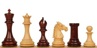 Contemporary Chess Set Chess Pieces Luxury Staunton Wood Chess Pieces The Chess Store