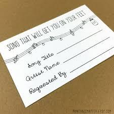 wedding song request cards i pinimg originals 48 cd 95 48cd95cf971064d77c