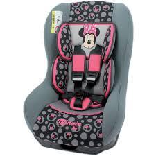 siége auto bébé siège auto bébé groupe 0 1 minnie gris disney pas cher à prix