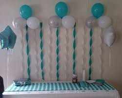 baby shower wall decorations balloons and streamers baby shower streamers