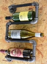 rustic barn board wine racks trendy new designers
