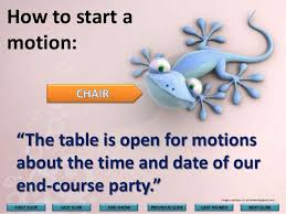 What Is Open Table The Language Of Coolness What To Say During Meetings