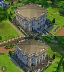 Petit Trianon Floor Plan by Mod The Sims Petit Trianon Palace A Royal Romance No Cc