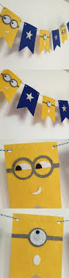 minion baby shower decorations despicable me minions baby shower welcome baby bert minion