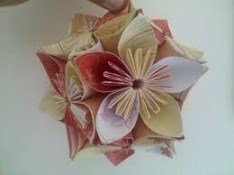 Flower Ball Origami Flower Ball Sherianne U0027s Blog