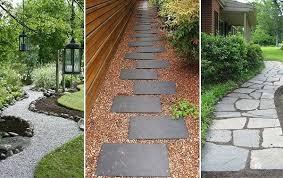 Walkway Ideas For Backyard Vegetable Garden Walkway Garden Walkways Images Designs With I