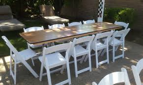 Where To Rent Tables And Chairs Los Angeles Party Rentals Table Rentals Party Table U0026 Chairs