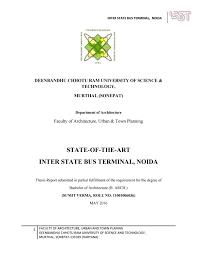 isbt noida design report by sumit verma issuu