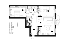 Family Floor Plans Sophisticated Family Apartment With Rich Wood Accents