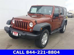 jeep wrangler orange crush orange jeep wrangler in texas for sale used cars on buysellsearch