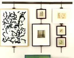 hanging picture frames ideas hanging frames on walls trendy gallery perfect piece white photo