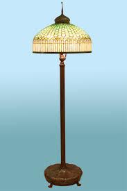 curtain border floor lamp for