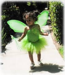 Tinker Bell Halloween Costumes Tinkerbell Tutu Green Fairy Costume Baby Girls Lilsweetpeatutus