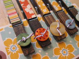 made by nicole cute clips clothespin craft
