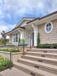 Ranch Style House Exterior Before And After Home Exteriors Carriage Style Garage Doors