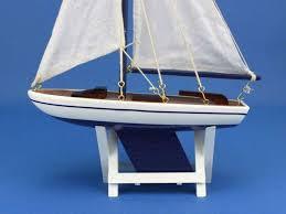amazon com hampton nautical it floats floating sailboat 12