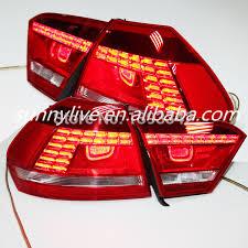 2011 vw cc led tail lights akd car styling headlight assembly for vw passat b7 europe