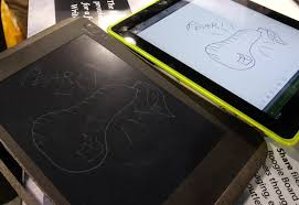 paper writing tablet new note taking tablet feels like pen and paper but syncs boogie sync