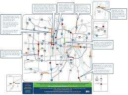 Mndot Traffic Map I 94w Closure In Mpls Postponed But Watch Out For These Other