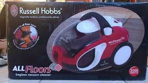 Vaccum Cleaner For Sale Russell Hobbs All Floors Bagless Vacuum Cleaner For Sale