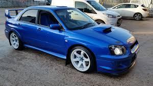 sti subaru 2004 2004 subaru impreza uk wrx sti 480bhp ck classic cars