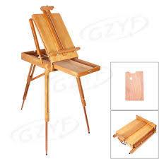 french portable art painter premiumtripod easel folding durable