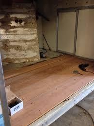 partial floor replacement