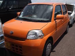 orange cars 2016 2010 daihatsu esse orange color 4 door japanese used cars