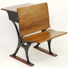 Antique Wooden Office Chair Antique Desk Chair Combination U2014 Stock Photo Serenethos