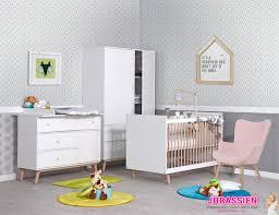 chambres bebe chambre bébé blanche jurassien