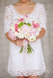 and white wedding pink and white wedding bouquet