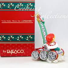 enesco a joy matie throw me a lifesavers candy treasury of