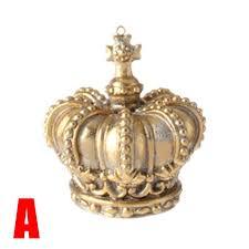 raz imports 3 crown tree ornaments set of 3 ebay