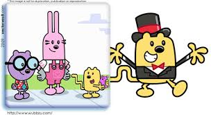 vector animated cartoon u2013 wow wow wubbzy u2013 vectorvault