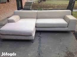 canapé kramfors ikea eladó ikea kramfors kanapé 250x160x60 szín bézs anyaga szövet