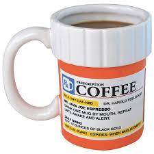 prescription mug pill bottle coffee cup pharmacy 12 oz rx big