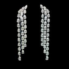 earrings hong kong pear diamond earrings jewellery earrings 1599073 hktdc