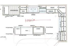 Floor Layout Designer Chic Inspiration Kitchen Floor Plan Design Kichen Plans Designer
