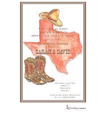 Cowboy Christmas Party Invitations - mexican rehearsal dinner invitations cimvitation