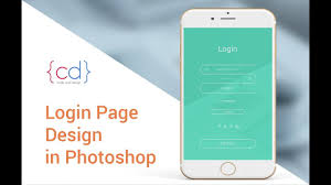 Step Design by Ui Design Tutorial Step By Step In Photoshop Mobile App Login
