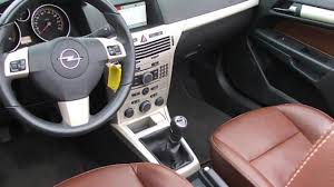 opel astra twintop 1 8 16v cosmo 18inch cruise leer youtube