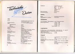 thesamba com august 1950 vw beetle owner u0027s manual german
