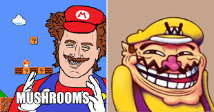 Thrown Out Window Meme - super mario memes that will completely ruin your childhood