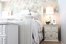 Chabby Chic Bedroom Furniture Chic Master Bedroom Makeover