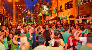 2016 st patrick u0027s day celebrations in downtown orlando featuring
