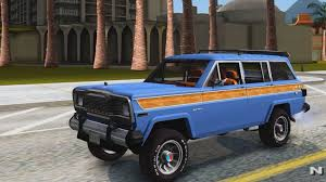 wagoneer jeep 2016 jeep grand wagoneer gta san andreas 1440p 2 7k youtube
