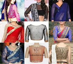 net blouse pattern 2015 beautiful net blouse designs for sarees south india fashion
