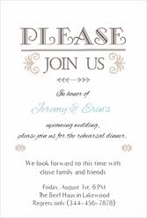rehearsal dinner invitations wording banquet invitation wording europe tripsleep co